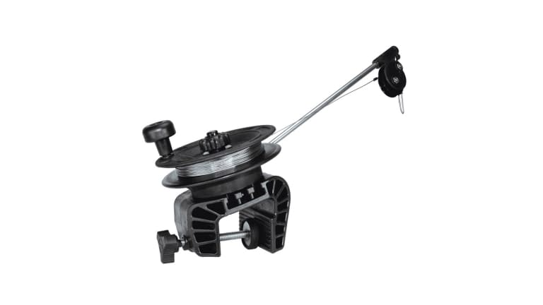 Scotty 1071DP Laketroller Clamp Mount Manual Downrigger