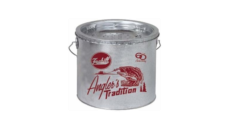 Frabill Galvanized Bait Bucket