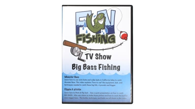 Fun Fishing DVD Series - 1