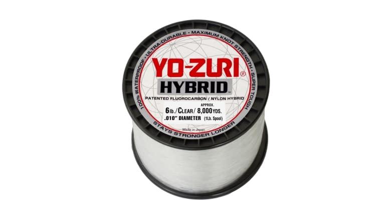 Yo-Zuri Hybrid 1# Spool - 6HB 1PCL