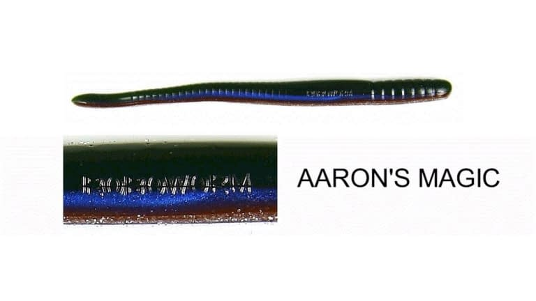 Roboworm Fat Straight Tail Worm - SK-8296