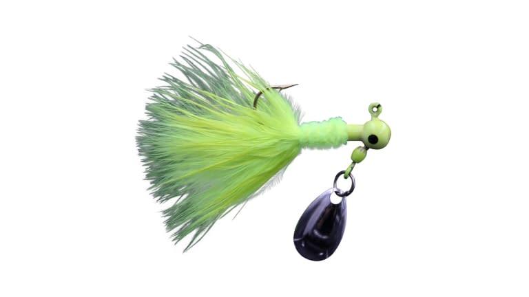 Anglers King Panfish Jig Maribou - AKMJ-18-CHT