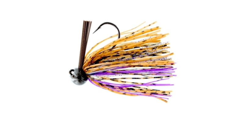 Bass Patrol Silicone Football Jigs - BPJ1231