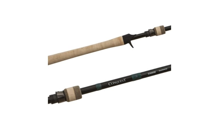 G Loomis Conquest MagBass Casting Rods