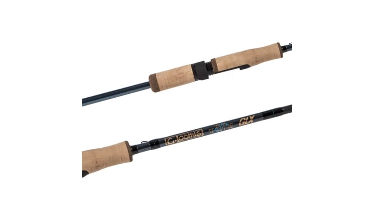 G Loomis GLX Jig and Worm Spinning Rods