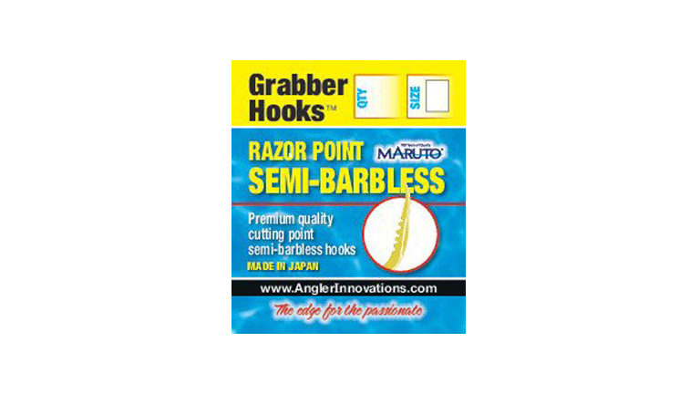 Grabber Hooks by Maruto