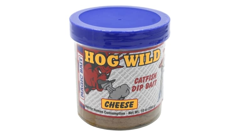 Magic Hog Wild Catfish Dip Bait - 77933