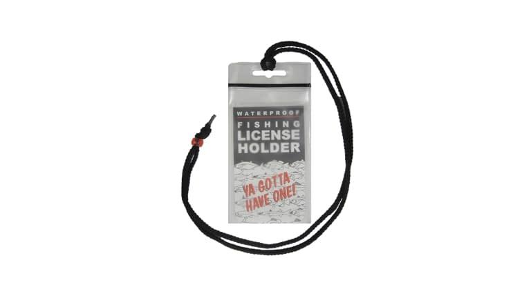 Black Belt License Holder
