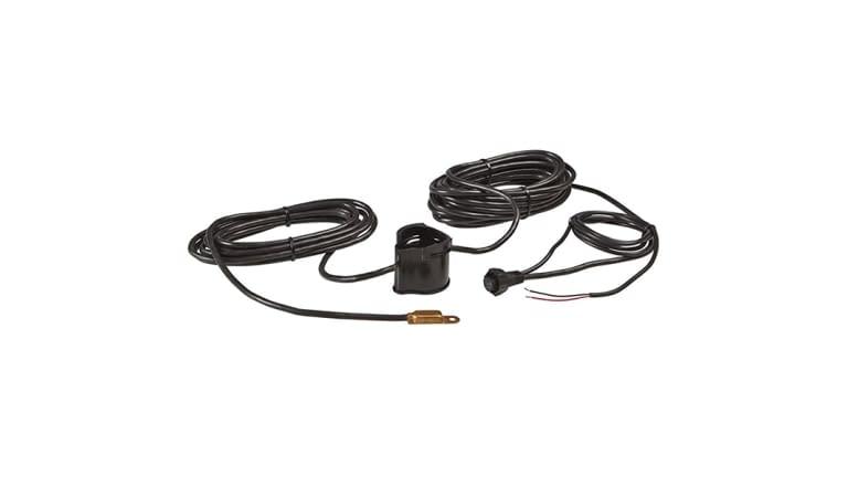 Lowrance PDRT-WSU Puck Transducer w/ Remote Temp Sensor