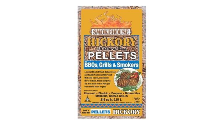 Smokehouse Wood Pellets - 9760-020-0000