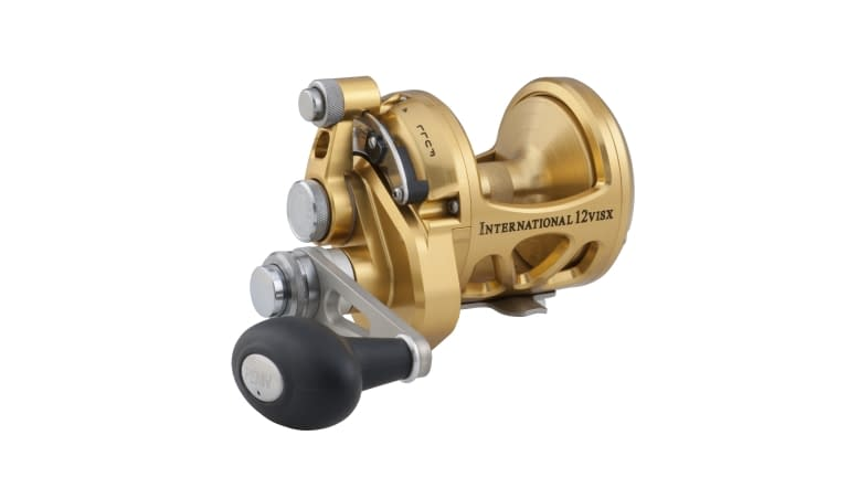 Penn International Visx Reel - INT12VISX