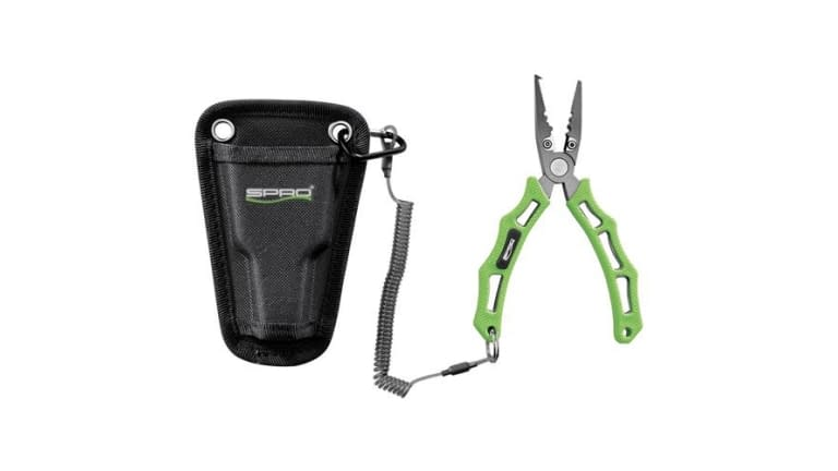 """SPRO Pliers 6"""" Stainless - P0102"""
