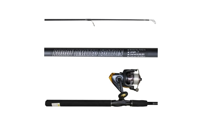 Master Roddy Hunter 9' Surf Spinning Combo