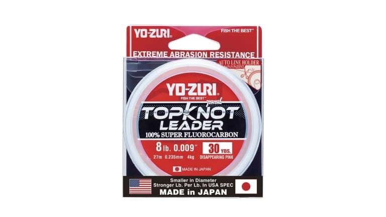 Yo-Zuri Top Knot Leader 30yd - TKLD8LBDP30YD