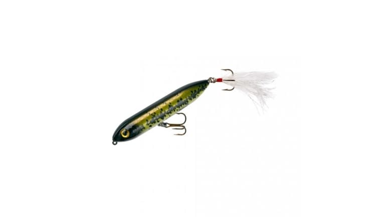 Heddon Feather Dressed Spook Jr - X9236F01