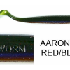 Roboworm Curly Tail Worm - Style: Aarons Magic R+B